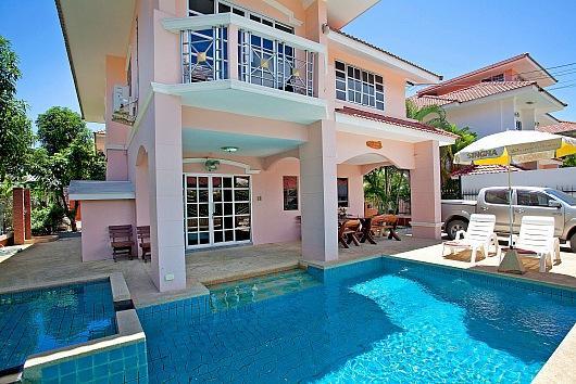 Baan Phailin - Image 1 - Bang Lamung - rentals