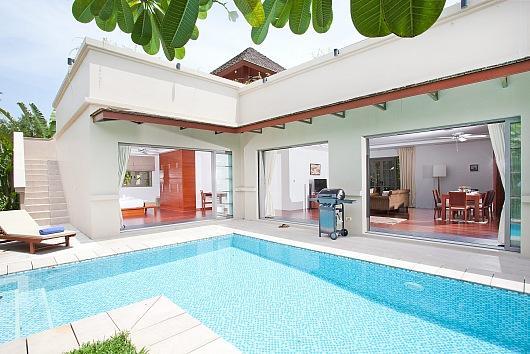 Diamond Villa 2Bed No.409 - Image 1 - Thalang - rentals