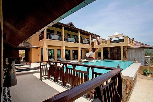 Maenam Ocean View Villa - Image 1 - Mae Nam - rentals