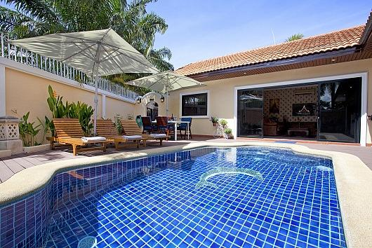 Tropical View Villa - Image 1 - Jomtien Beach - rentals