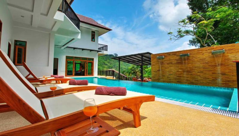 Patong Hill Estate Private Pool Villa - Image 1 - Patong - rentals