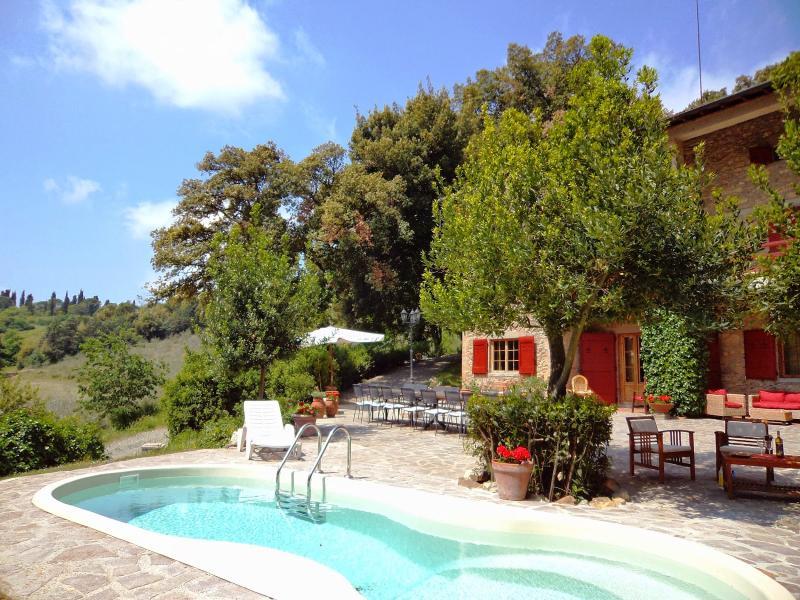 Villa dei Finzi - Image 1 - Gambassi Terme - rentals