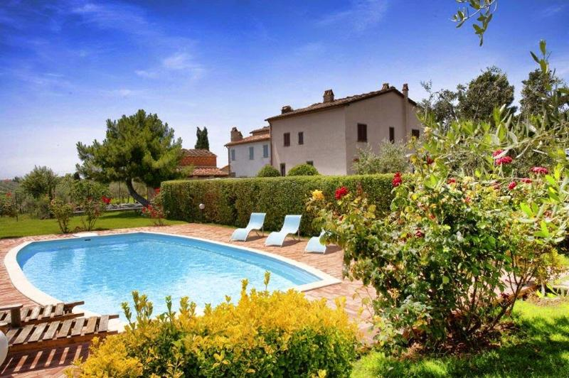 Casa Saturnino - Image 1 - Monte San Savino - rentals