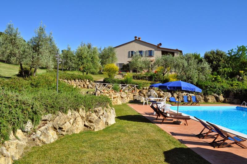 Casale Camporena - Image 1 - Montaione - rentals