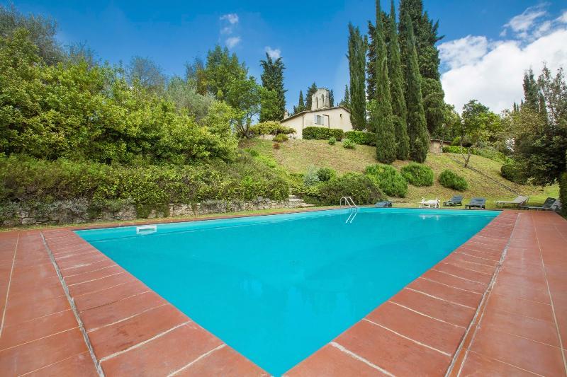Villa del Cielo with Caminetto - Image 1 - Siena - rentals