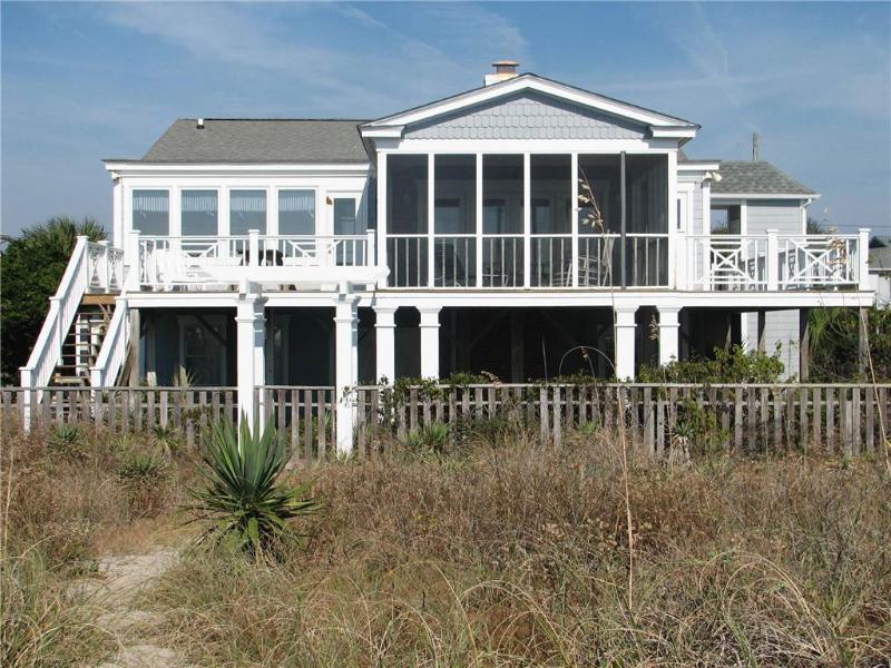 "2809 Point St. -""Overboard"" - Image 1 - Edisto Beach - rentals"