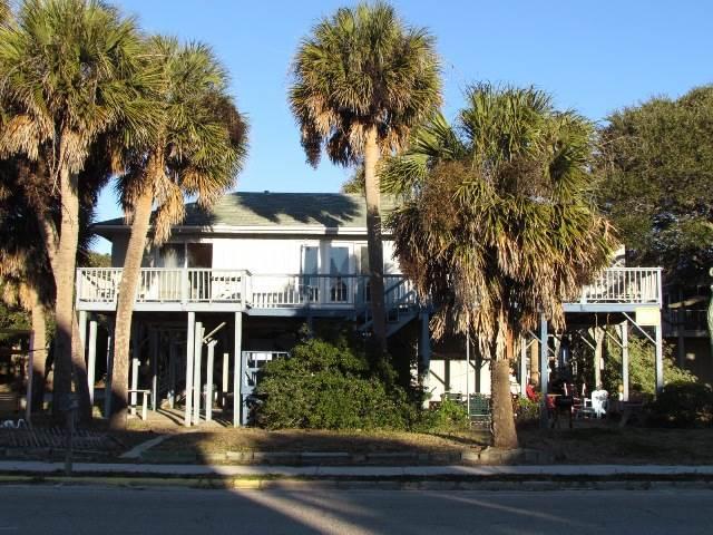 """905 Palmetto Blvd - """"Stage II"""" - Image 1 - Edisto Beach - rentals"""