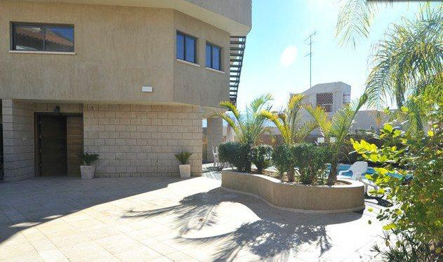 5 B/R family vacation home - Image 1 - Eilat - rentals