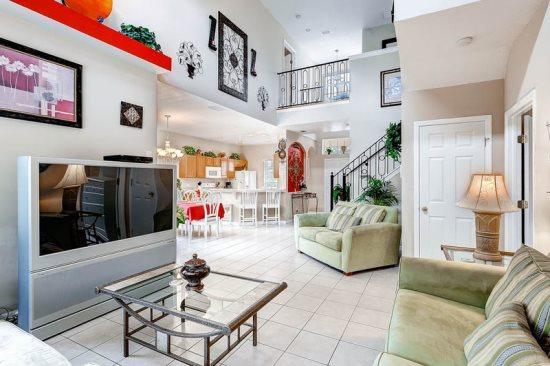 5 Bedroom 5 Bathroom Pool Home. 564TC - Image 1 - Orlando - rentals