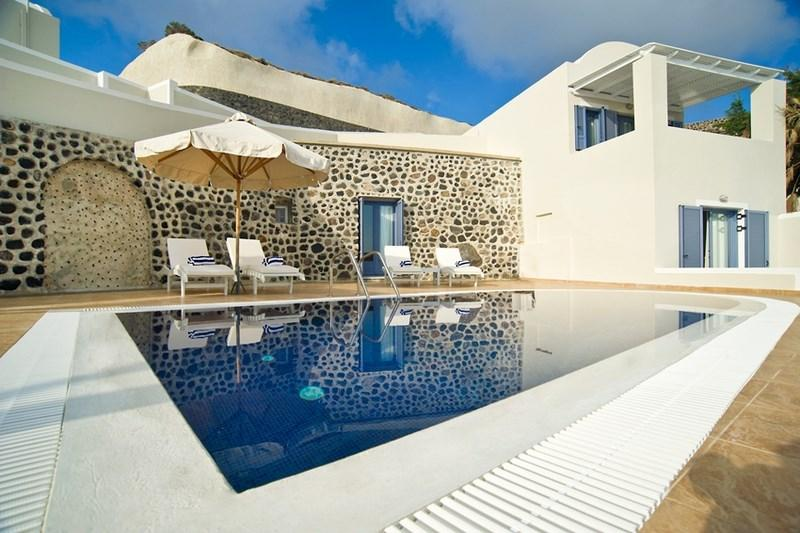 Blue Villas | Aphrodite| Luxurious, private villa - Image 1 - Messaria - rentals
