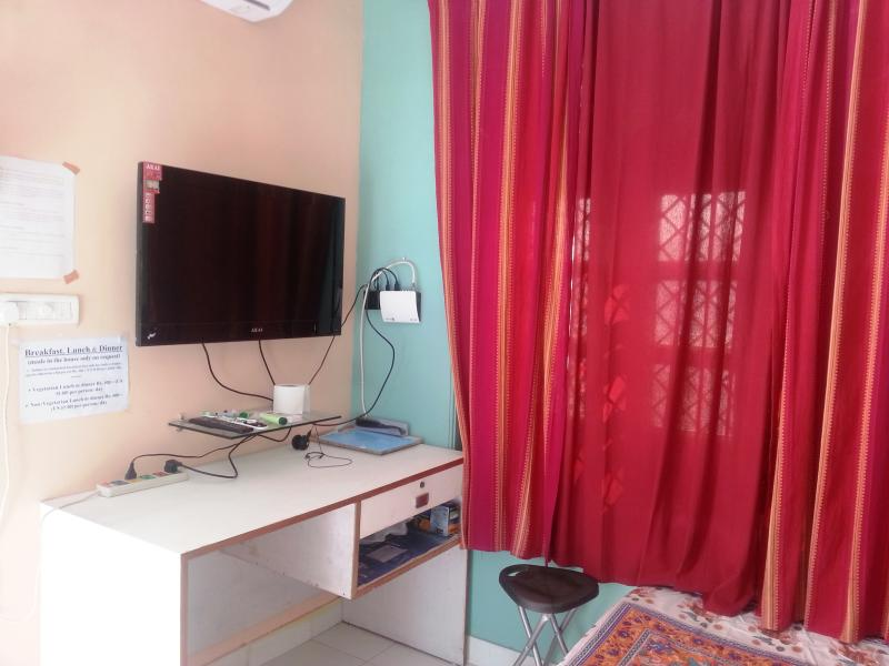 Bed Room - One BHK Serviced Apartment SA2 for rent in Lucknow - Lucknow - rentals