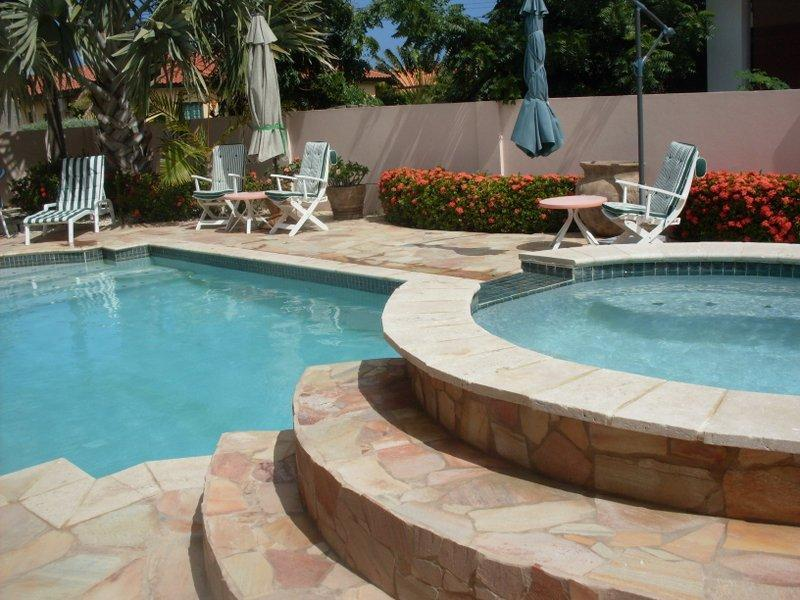 Villa Paradise with private pool - 3 bedrooms - Image 1 - Noord - rentals