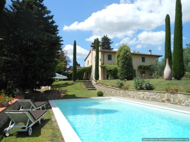 Casa Apuane Alps Beautiful villa rental near Florence - Image 1 - Montespertoli - rentals