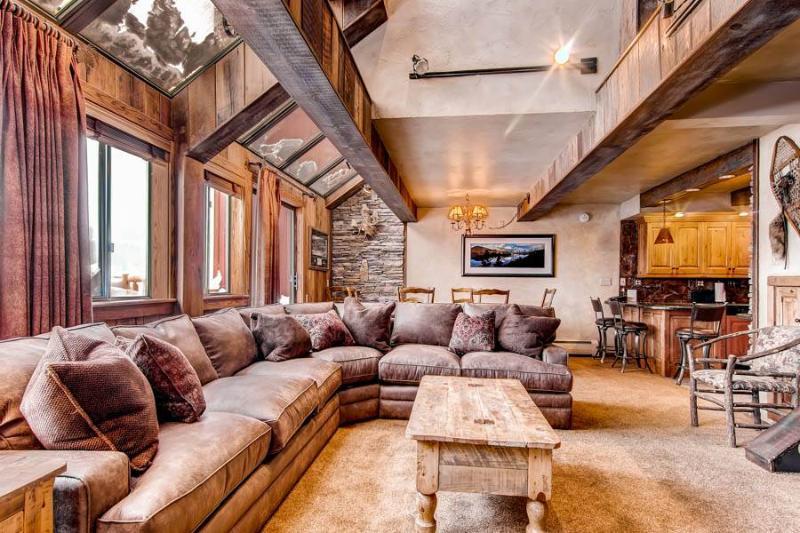 Peak 9 Penthouse - Ski-In/Ski-Out - Image 1 - Breckenridge - rentals