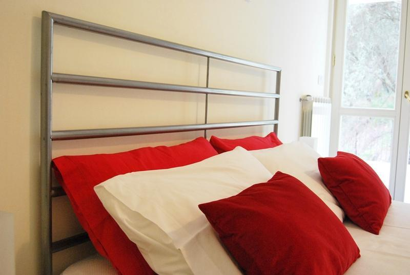 Fist Bedroom - Apartment in New Residence 3,5km from the center - Salerno - rentals