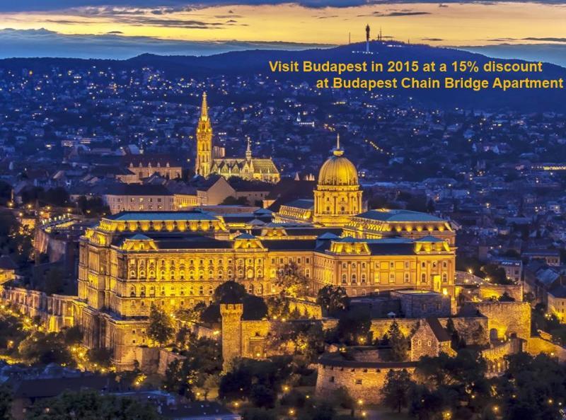 Budapest Chain Bridge Apartment - 130 m2 - Image 1 - Budapest - rentals