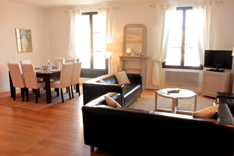 Flat with terrace in the Historic Center of Blois - Image 1 - Blois - rentals