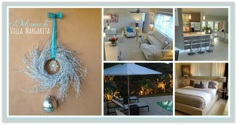 * EAST Boca Raton FL - Beautiful Home with large *heated* pool and park view, only 5 min to beach and downtown - Image 1 - Boca Raton - rentals