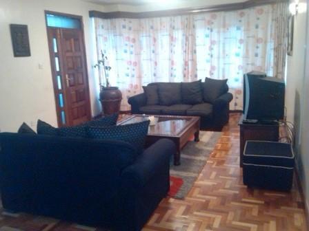 Lavington, Ole Dume road 3 bedroom fully furnished - Image 1 - Nairobi - rentals