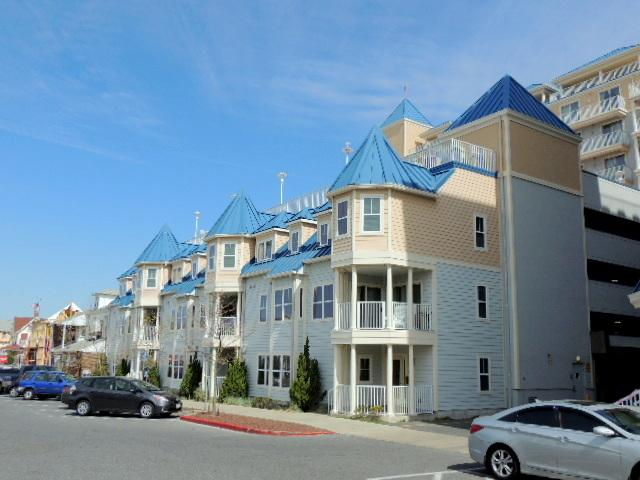 Belmont Towers TH 6 (Side) - Image 1 - Ocean City - rentals