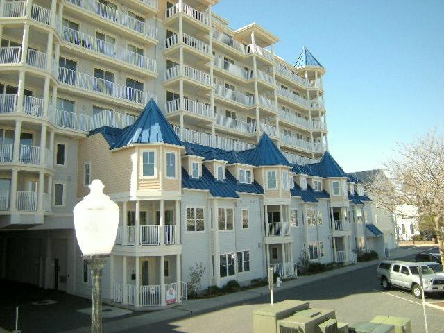 Belmont Towers TH 9 (Side) - Image 1 - Ocean City - rentals