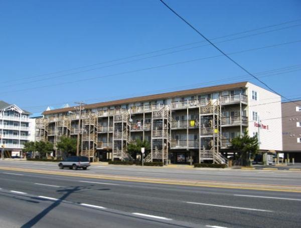 Ocean Point II 114 - Image 1 - Ocean City - rentals
