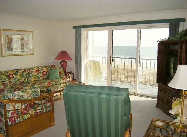 Salty Sands I 206 - Image 1 - Ocean City - rentals