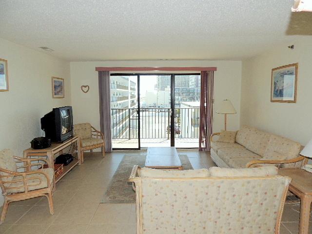 Sandy Square 407 (Side) - Image 1 - Ocean City - rentals