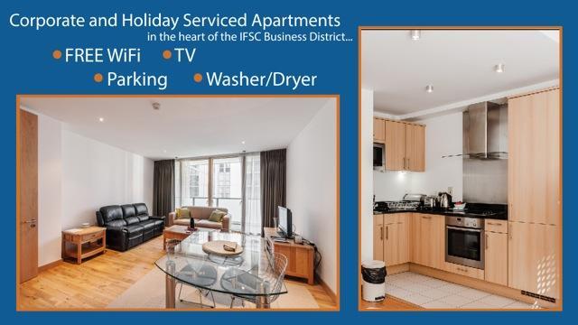 Spencer Dock 1 x Bedroom Apartment - Image 1 - Dublin - rentals