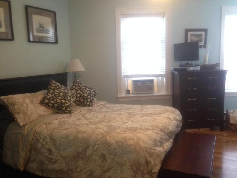 Beautiful North End 1 Bedroom on The Freedom Trail - Image 1 - Boston - rentals