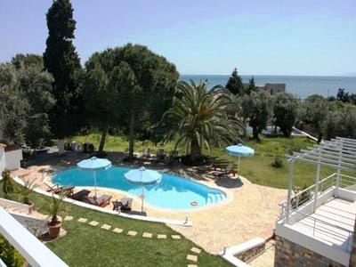Lesvos Island Villa's in Front of Sea - LESVOS Isd - Villa's. Slp 4 + Pool. Beach. Sea - Lesbos - rentals