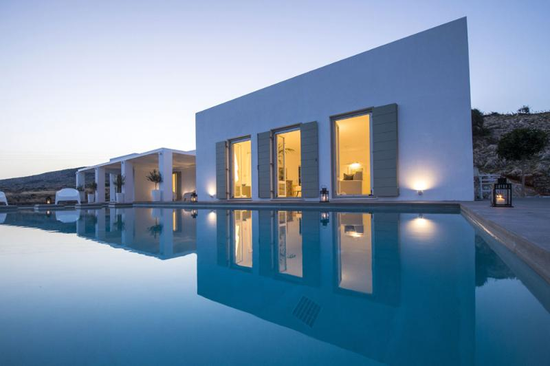 Luxury & modern Villa Alkmini with private pool - Image 1 - Drios - rentals