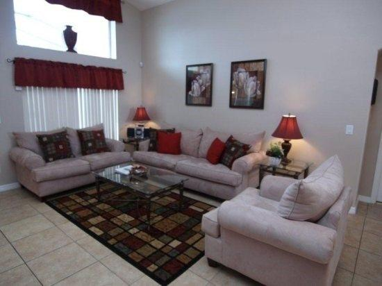 4 Bedroom 3 Bath Pool Home Located In Indian Creek. 2513LJT - Image 1 - Orlando - rentals