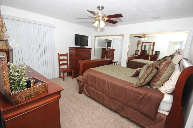 Beautiful Ground Floor 2 Bedroom Condo - 3 Queen Beds; Free Secured Wifi; Close to Pools - Image 1 - Saint George - rentals