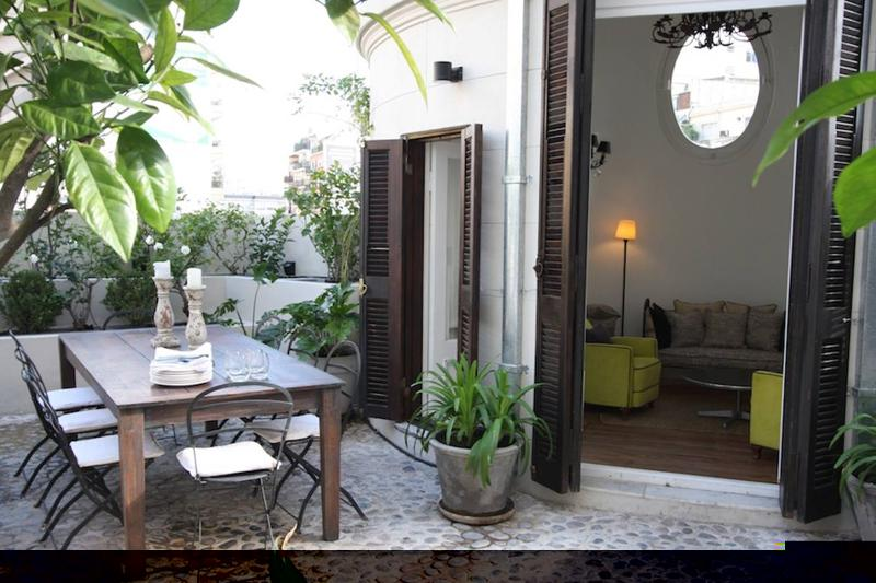 Unique 4 Bedroom Home with Incredible Terrace in Palermo Soho - Image 1 - Buenos Aires - rentals