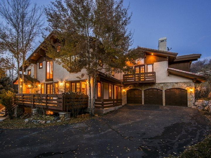 Solamere Mountain Luxury Home - Solamere Mountain Home Located in Deer Valley with Amazing Views and a Private Outdoor Hot Tub - Park City - rentals