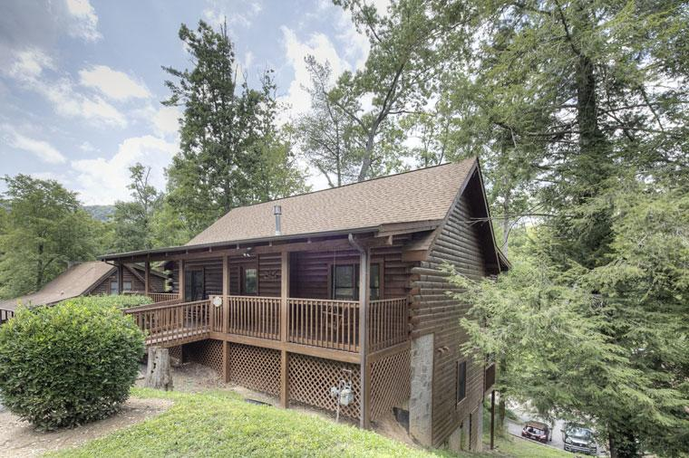 ER223 - YOUNG'S HIDEAWAY - Image 1 - Pigeon Forge - rentals