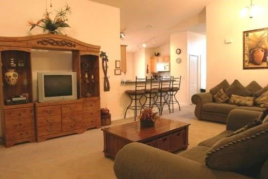 Lovely 4 Bedroom 3 Bathroom Pool Home with Conservation View. 661SRD - Image 1 - Orlando - rentals