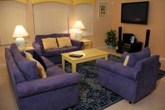 Cute 3 Bedroom 2 Bathroom Home in Lindfields. 3012 - Image 1 - Orlando - rentals