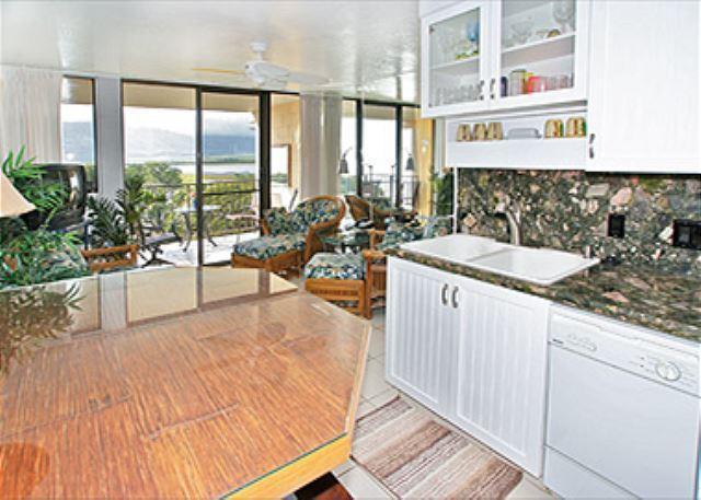 KR607 Partial Ocean View 1 bedroom - Image 1 - Kihei - rentals