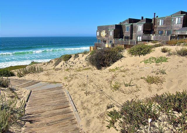3097 Sanctuary in the Dunes ~ Ocean Front ~ City Lights ~ Romantic Sunsets ~ - Image 1 - Monterey - rentals