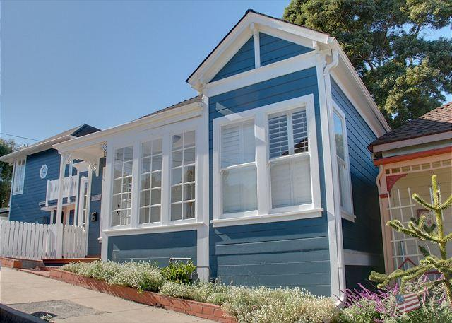 3474 Ocean Blue House ~ Cape Cod Styling, Walking Distance to Downtown - Image 1 - Pacific Grove - rentals