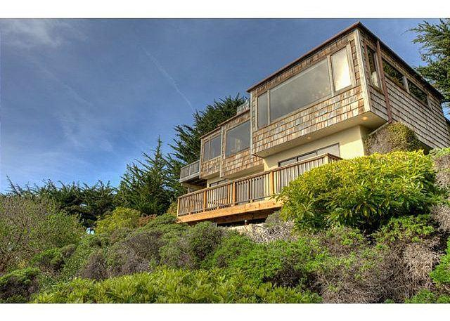 3588 Nirvana By The Sea ~ Ocean Views from Every Room! Sounds of the Sea! - Image 1 - Carmel Highlands - rentals