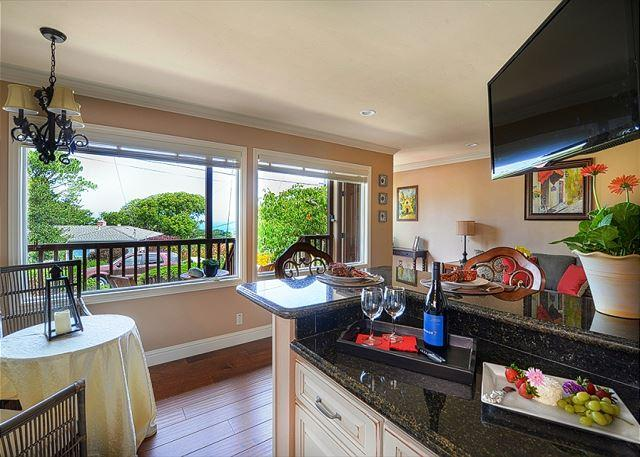 - 3639 Bayview-by-the-Sea Regent ~ Ocean View! Luxury Furnishings! - Pacific Grove - rentals