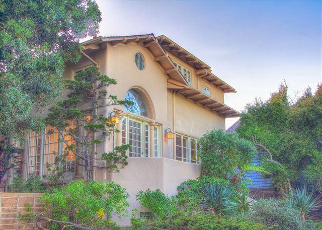 """Welcome to """"Villa Escondido""""! Built in 1925 - On the Local Historic Register. Pet Friendly! - 3618 Villa Escondido ~ Luxurious, Ocean Views, Just Steps to the Seashore - Pacific Grove - rentals"""