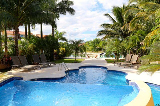 VILLA ESENCIA - Stunning 5/6 Waterfront SALE $3,200 USD week - Puerto Aventuras - rentals
