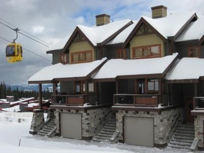 Blacksmith Lodge A - Image 1 - Big White - rentals