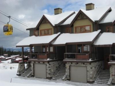 Blacksmith Lodge B - Image 1 - Big White - rentals