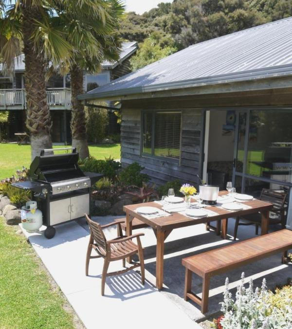 Apartment 5 BBQ Patio - Bay of Islands Holiday 3 Bed Apartment - Paihia - rentals