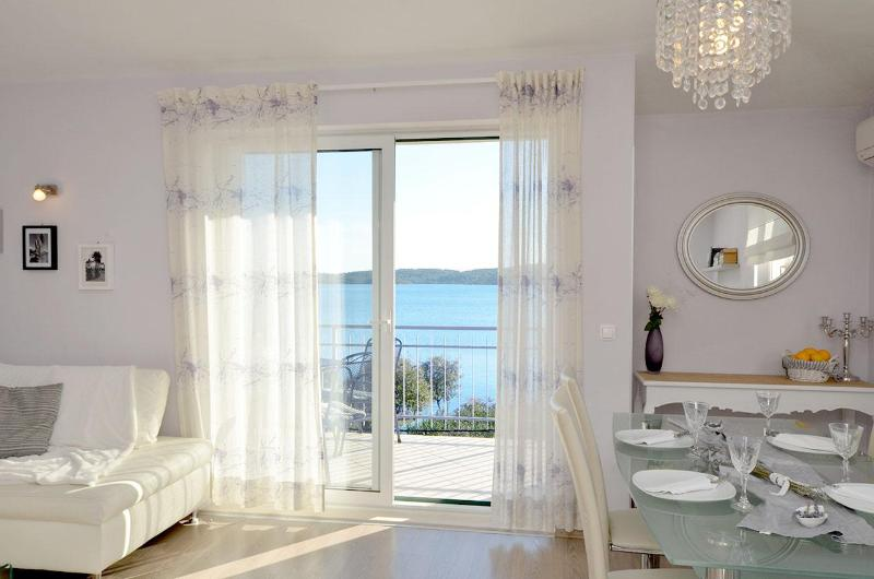 Apartment is designed to relax and enjoy the grace of the tranquility,calm your mind! - SPECIAL PRICES for APRIL,MAY, Diseg.BeachFrontApp! - Trogir - rentals